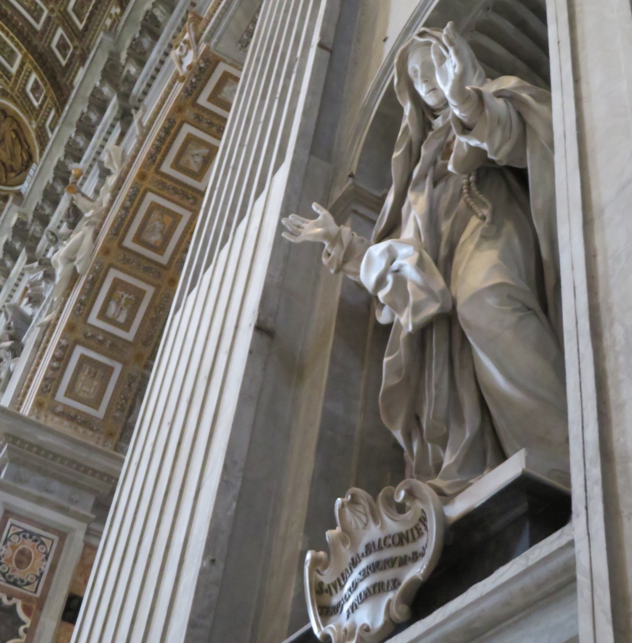 Mary at St Peters